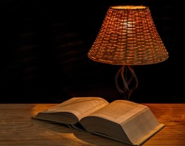 The love of writing must equal the love of reading. Pixabay image.