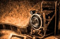 Photos the old school way. Pixabay image.