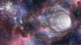 Wormhole. Pixabay image.