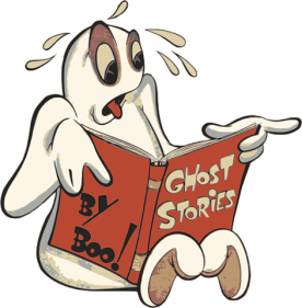 A Christmas Carol is my favourite ghost story. Pixabay.