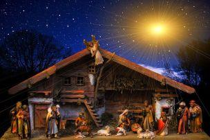 The Nativity. Pixabay.