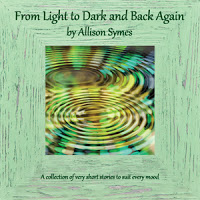 My flash fiction collection. Image taken by Allison Symes.