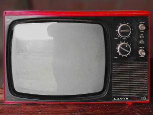 How TV used to be! Pixabay image.