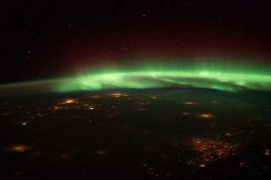 The Northern Lights. Pixabay image.