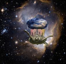 Discworld. Pixabay image.