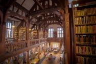 Gladstone's Library. Pixabay image.