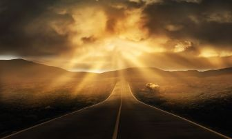 Is your reading journey a bright one? Pixabay image.
