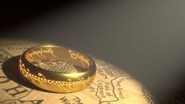 One of my favourite adaptations - the Lord of the Rings films. Pixabay image.