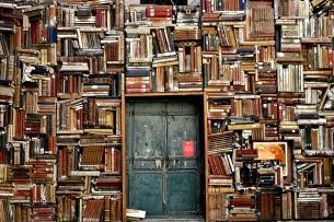 The wonderful world of books and stories. Pixabay image