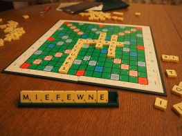The traditional board game of Scrabble - PIxabay