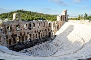 Theatre and the need for plays is ancient