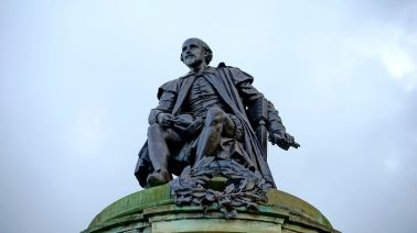 Shakespeare. Pixabay