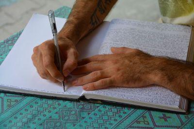 The joy of writing - Pixabay
