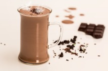 SEASONS IN WRITING - hot chocolate