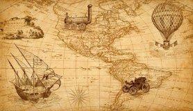 Maps have a long history. Pixabay.