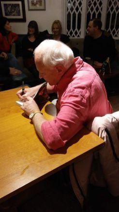 Richard Hardie. Image taken by Allison Symes