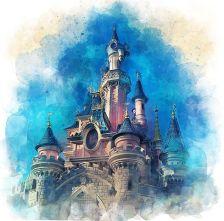 A fairytale castle but fairytales can be grim - Pixabay