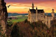 The perfect fairytale castle perhaps
