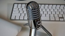 I don't have a separate microphone but was impressed with the one that is fitted in my PC - the quality has improved over the years