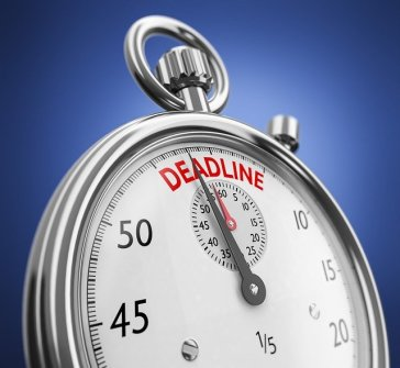 FEEDING YOUR WRITING - I take about a week or so off any official deadline and work to MY setting as it gives time for final tweaks and I'm never late