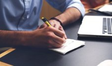 Planning your writing is a good idea but plan in some deliberate mixing up of style