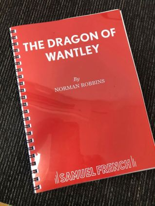 The Dragon of Wantley - the 2021 Pantomime