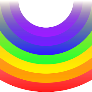 upside down rainbow-149485_640
