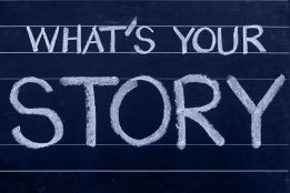 CHARACTER RESEMBLING - Just what is your story then