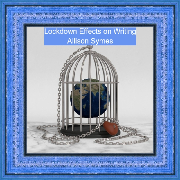 Feature Image - Lockdown Effects on Writing