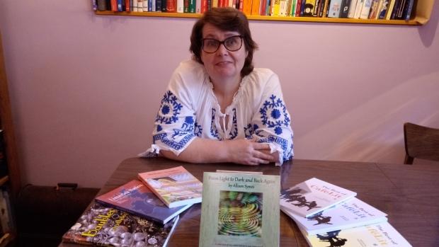 Allison Symes and published works LARGE VERSION