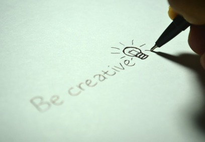 Creative Rewriting - via Pixabay under License CC0 Public Domain FAQ725811_640