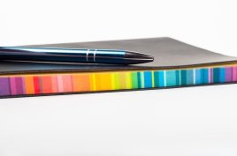 Even in this technologicall age, the notebook and pen are still invaluable