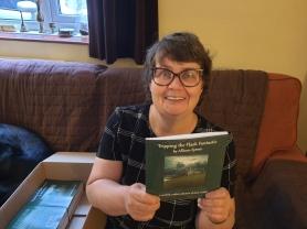 One very happy author
