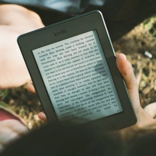 Am just as happy to read ebooks