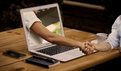 An online launch should help a writer engage with readers