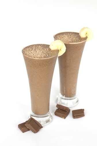 And I would be delighted to have a non-alcoholic, no calories chocolate milkshake at any time