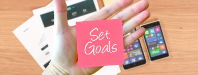CHANGES POST - Setting Goals for your writing can be useful - image via Pixabay