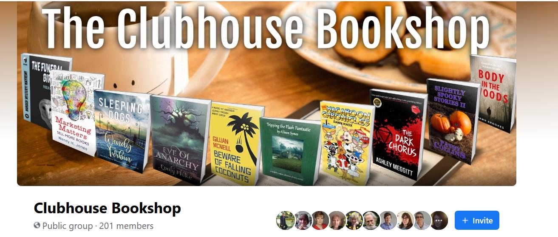 Screenshot_2020-10-25 Clubhouse Bookshop Facebook