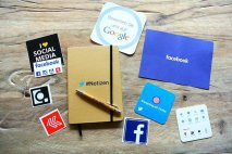 Social media is crucial for online events to happen, especially Facebook
