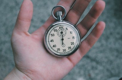 CREATING CHARACTERS - Will your characters have the challenge of time to overcome