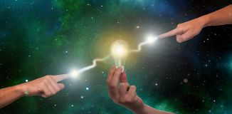 FLASH - Ideas will spark others, something else I love flash fiction for - Pixabay
