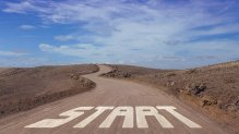 LOOKING AHEAD - Everyone has to start somewhere