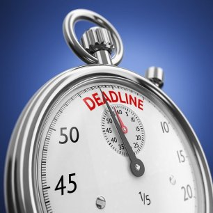 LOOKING AHEAD - Using deadlines, such as a year end, to work out what you'd like to achieve in the next 12 months is a good idea