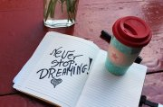 Never stop dreaming - for a writer it encourages the development of story and article ideas
