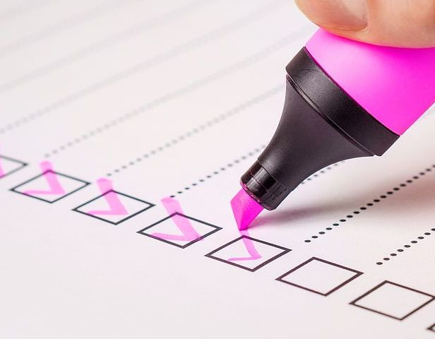 PRIORITISING - Have you ticked off all on your lists - Pixabay