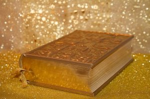 Books illuminate and fiction is made stronger by using non-fiction to support it - image via Pixabay