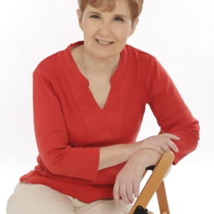 Wendy H Jones, author and podcaster