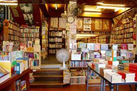 Looking forward to events in book shops again