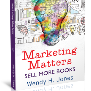 One of Wendy's latest books and always relevant to writers!