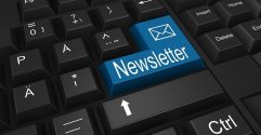 Creating a newsletter isn't so easy as pressing a button but does encourage creative skill as you seek to engage with readers
